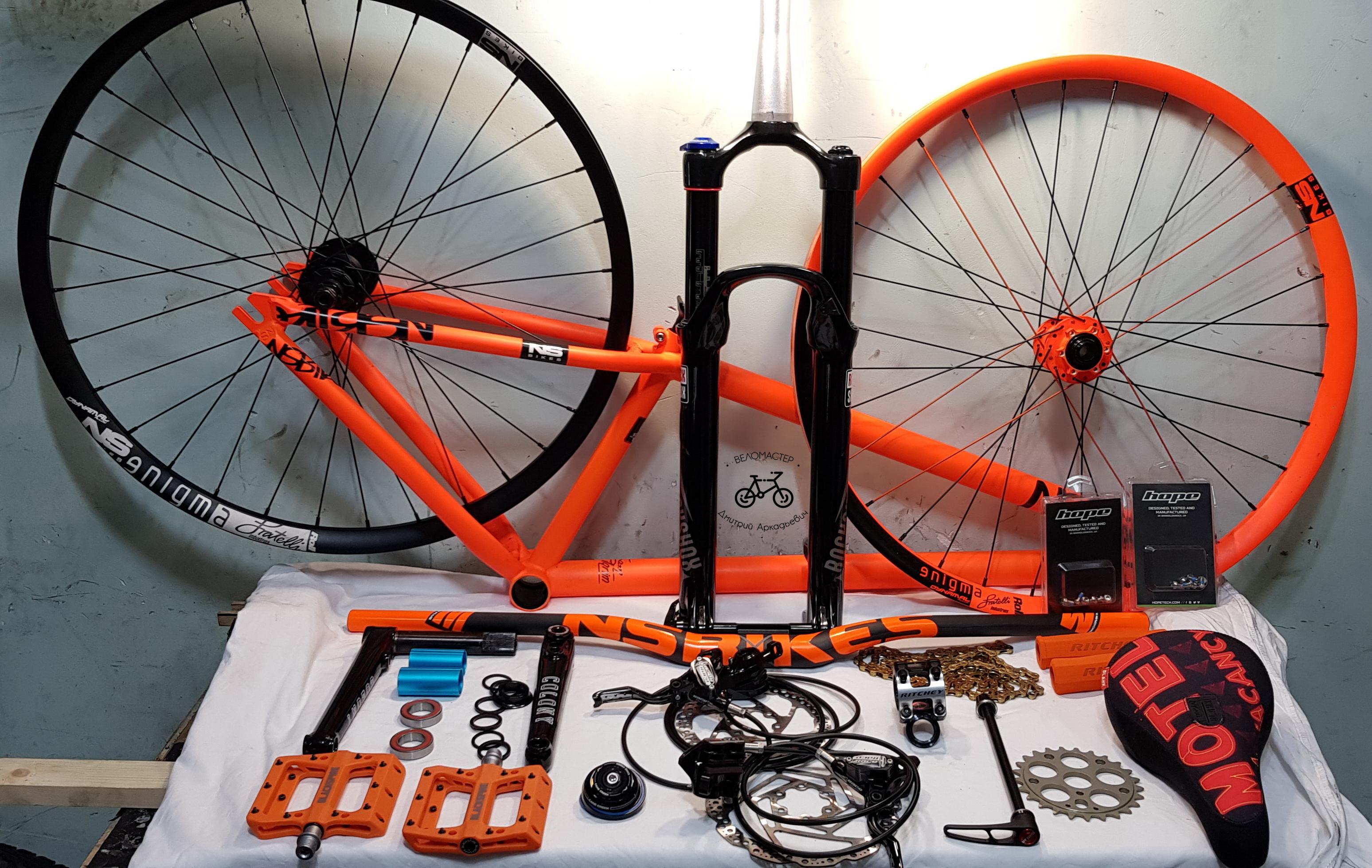 Ремонт велосипеда стелс 123123123124235