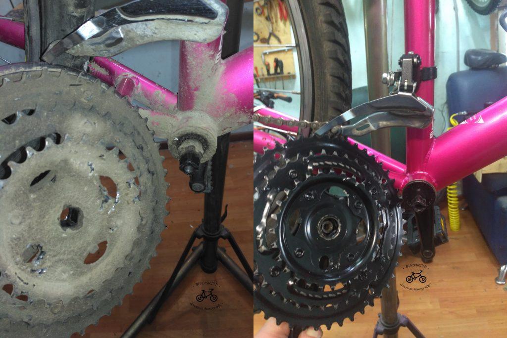 Ремонт велосипеда Стелс 23131232