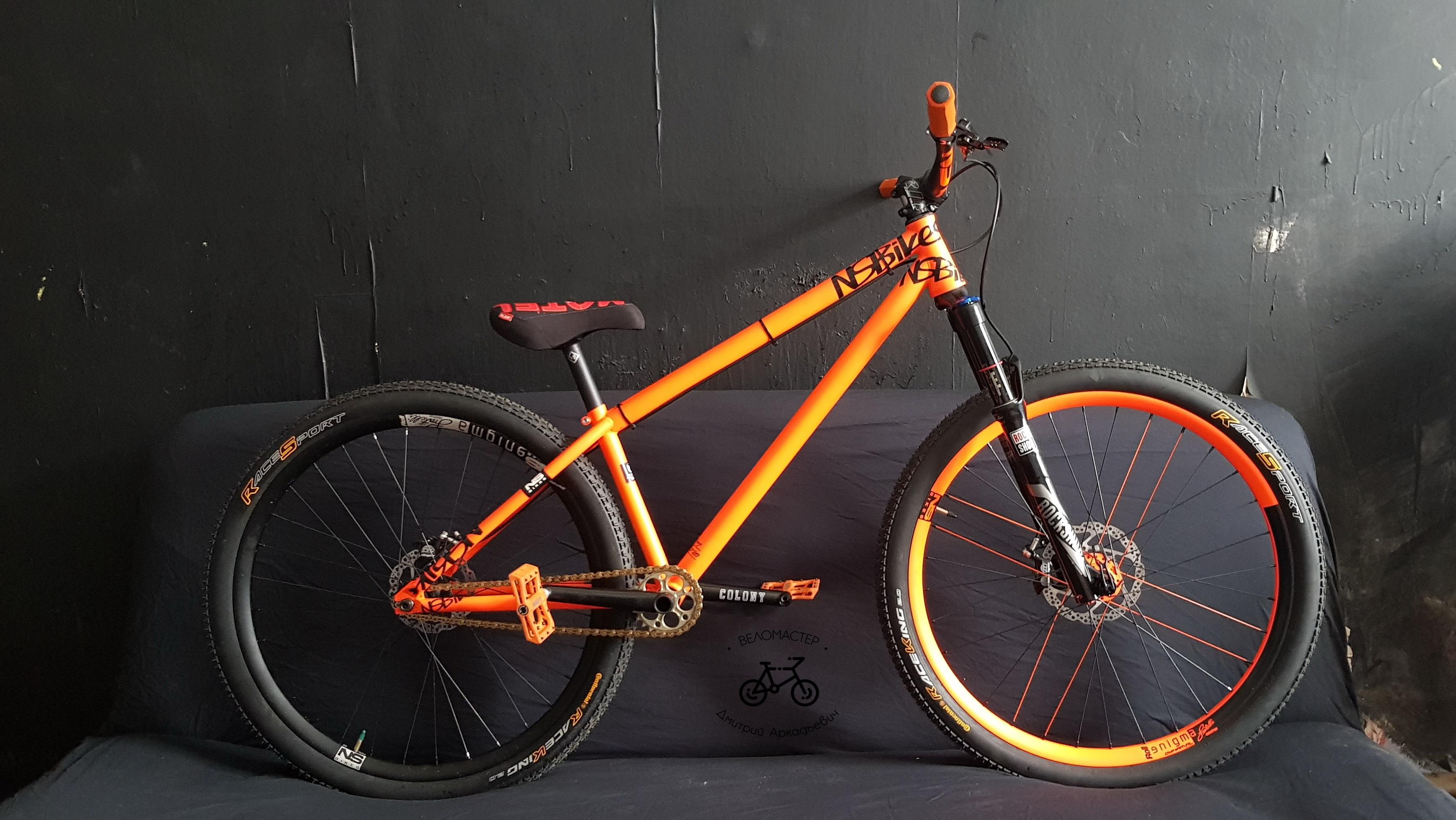 Ремонт велосипеда Стелс